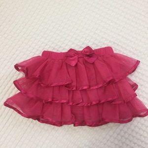 Other - 4/20$ Toddler hot pink tutu